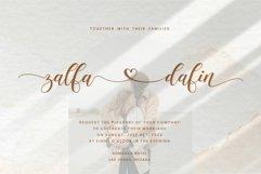 Hanindya - Elegant Calligraphy Script Font Product Image 5