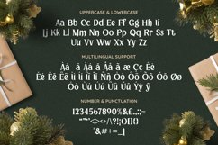 Mugtav Font Product Image 5