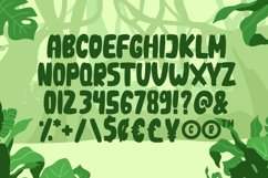 Groots - Quirky Display Font Product Image 4