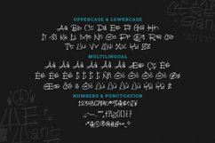 Hazmord Font Product Image 5