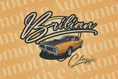 Busterdam Hunter- Signature Font Product Image 5