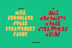 Dino Moose - a Playful Font Product Image 5