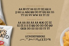 Roseanne Font Product Image 4