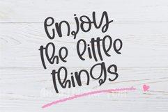 Teacher- A Cute handwritten font Product Image 5