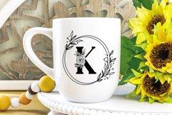 Magnolia Monogram Product Image 6