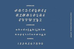 Mogilate Font Product Image 5