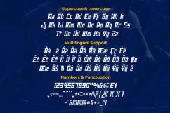 Evano Font Product Image 2
