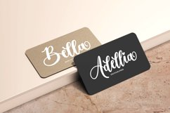 willow alice - A Lovely Font Product Image 5