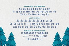 The Winter Font Product Image 4