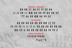 Illumitaxv Font Product Image 5