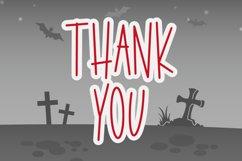 Vampire Liker - Halloween Font Product Image 5