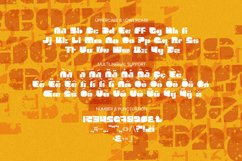 PansTask Font Product Image 5