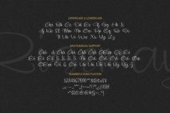 Risemay Font Product Image 5