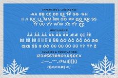 Winterkarina Font Product Image 5