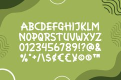 Jelly Eat - Cute Display Font Product Image 4
