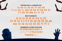 Dynamt Font Product Image 4