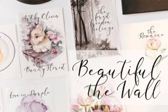 Violether Modern Calligraphy Font Product Image 5