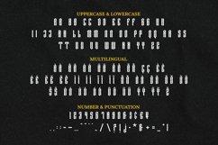 LAPARADISA Font Product Image 4