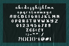 Sandralia - a cute and quirky handwritten font Product Image 4