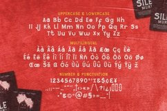 Knife Hell Font Product Image 3