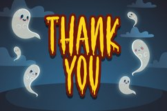 Ghost Quotes - Halloween Font Product Image 5