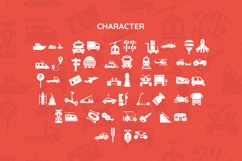 Transportation Font Product Image 5