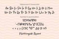 Hot Ruby - Handwritten Font Duo Product Image 5