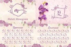 The Wedding Monogram Font Bundle Product Image 5