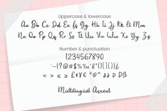 Mittan Candy - Script Font Product Image 6
