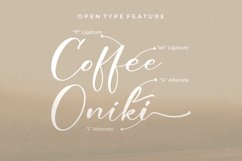Shogeking Oniki - Modern script Font Product Image 5
