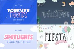 The Crafters Font Collection Product Image 5