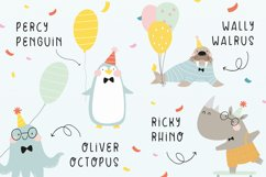 Celebrations Font Duo Product Image 3