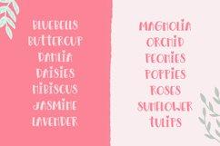 Floralista Font Product Image 6