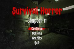 Bloody Camp - a Horror Blood Font Product Image 2