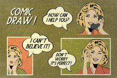 Shutter Speed - A Retro Comic Font Product Image 5