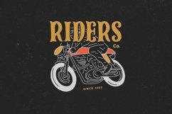 Sparkplugs Biker Rebel Font Product Image 5