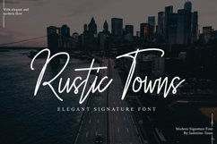 Rustic Towns Signature Product Image 1
