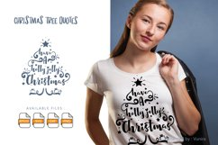 Have A Holly Jolly Christmas | Lettering Quotes Product Image 1