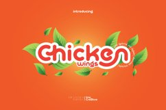 Chicken Wings Product Image 1