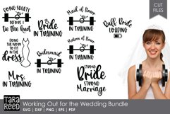 Here Comes the Bride MEGA Bundle - Wedding SVG and Cut Files Product Image 3