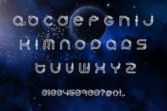Andoria Sci Fi Font Product Image 2
