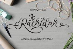 Rachidah Script Product Image 1