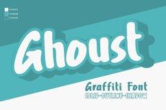 Ghoust Graffiti Product Image 1
