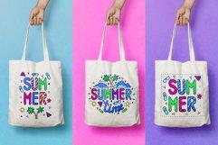 Summer illustration for t-shirt design Product Image 6
