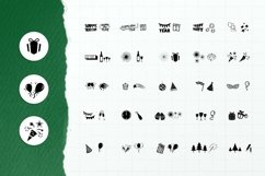 Web Font New Year Dingbats Product Image 3