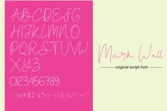 Lethal Markwell Duo Font Product Image 3