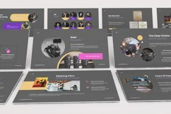 Noxi Filmmaker Powerpoint Template Product Image 3