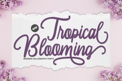 Tropical Blooming Product Image 1