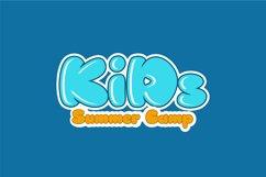 Fun Blob - Funny Kids Font Product Image 14