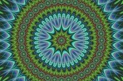 5 fractal mandala design backgrounds Product Image 3